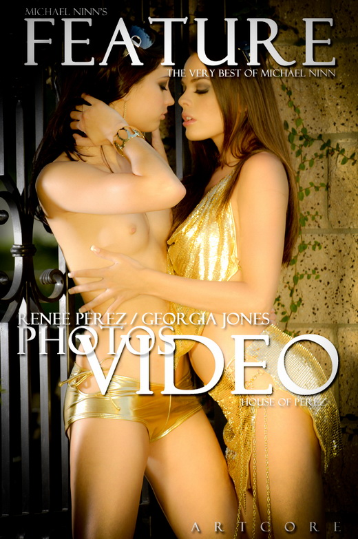 Georgia Jones & Renee Perez - `Features #462` - by Michael Ninn for MICHAELNINN ARCHIVES